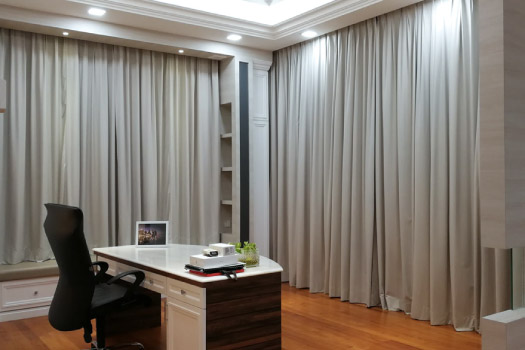 WIFI Smart Motorized Curtain by AHD Malaysia Gallery 02
