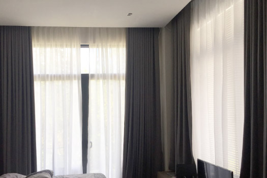 WIFI Smart Motorized Curtain by AHD Malaysia Gallery 06
