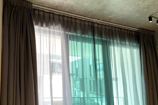 WIFI Smart Motorized Curtain by AHD Malaysia Gallery 07