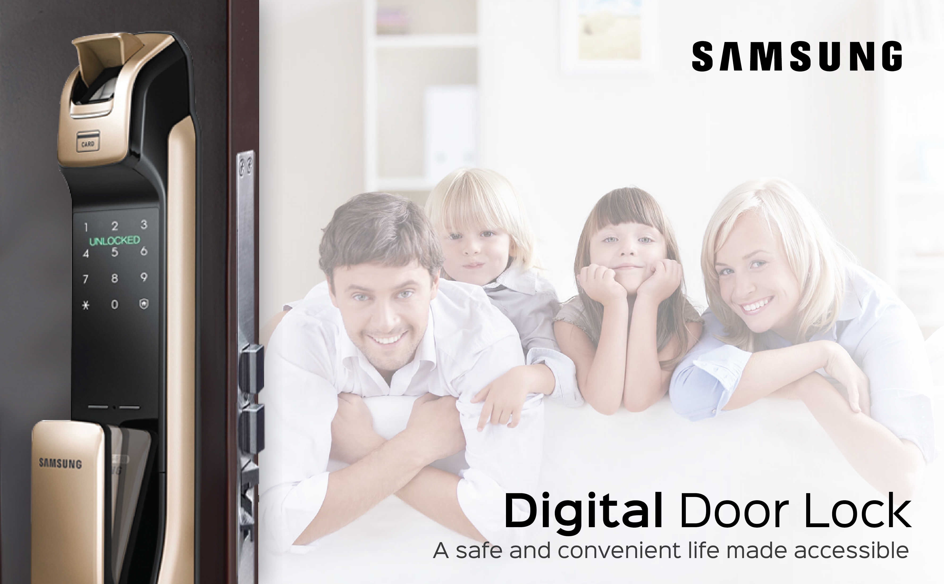 automation lock front throw well connected control key your away home door to the remote
