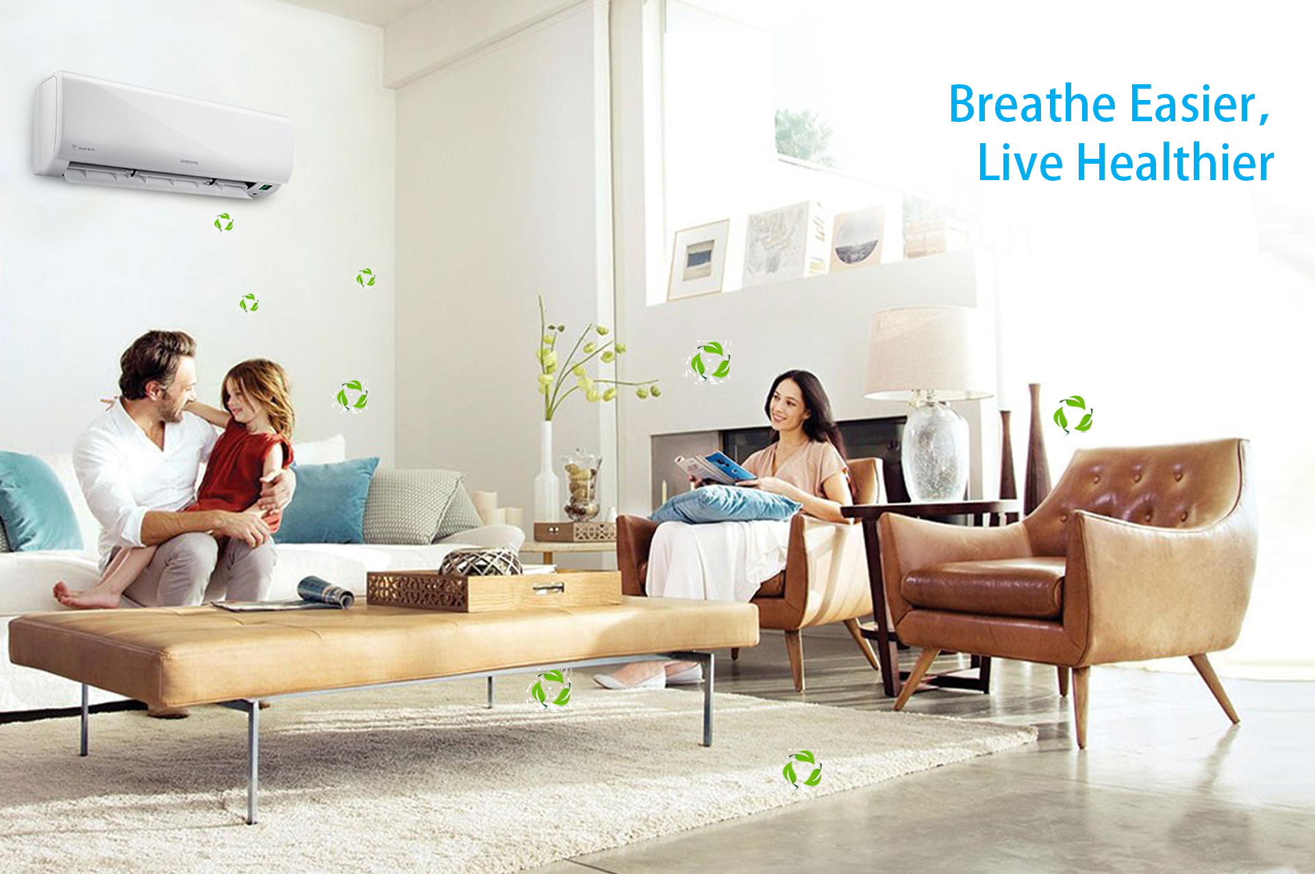 Smart Filter Intelligent Home Living
